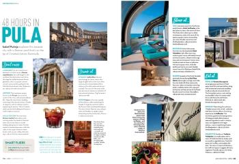 Cara Magazine, Aer Lingus (Ireland), June 2017